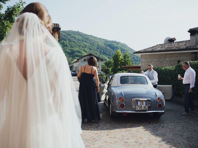 Il matrimonio di Andrea e Silvia a Volpago del Montello, Treviso 26