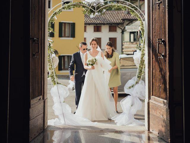 Il matrimonio di Andrea e Silvia a Volpago del Montello, Treviso 37