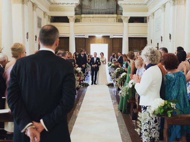 Il matrimonio di Andrea e Silvia a Volpago del Montello, Treviso 38