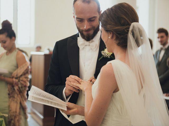 Il matrimonio di Andrea e Silvia a Volpago del Montello, Treviso 43