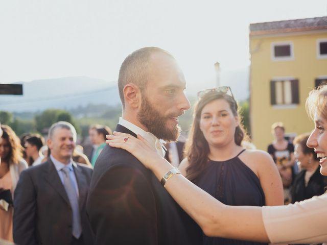 Il matrimonio di Andrea e Silvia a Volpago del Montello, Treviso 50