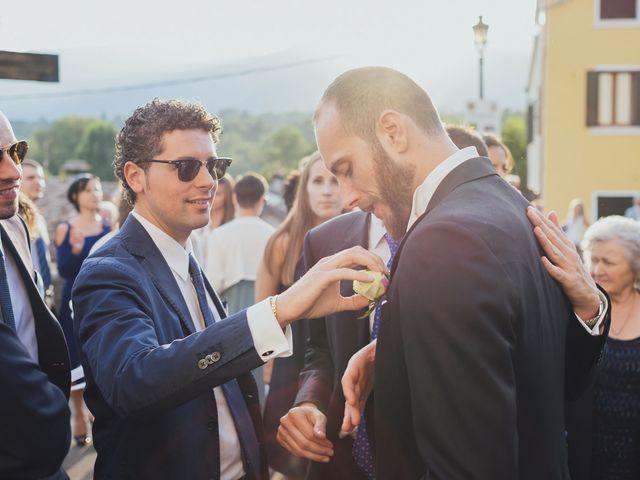 Il matrimonio di Andrea e Silvia a Volpago del Montello, Treviso 51