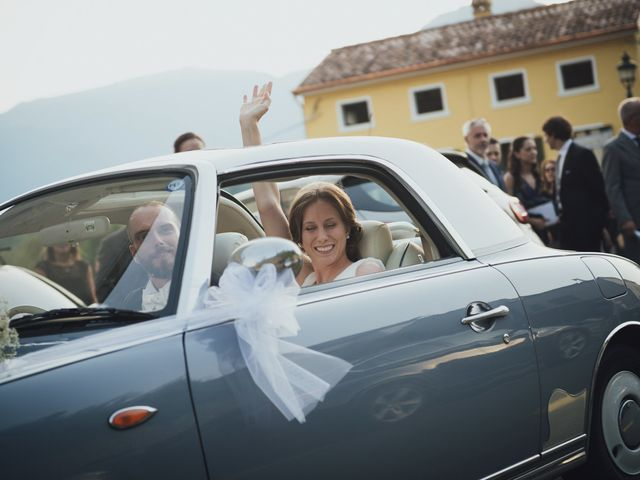 Il matrimonio di Andrea e Silvia a Volpago del Montello, Treviso 53