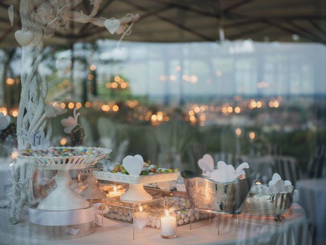Il matrimonio di Andrea e Silvia a Volpago del Montello, Treviso 59