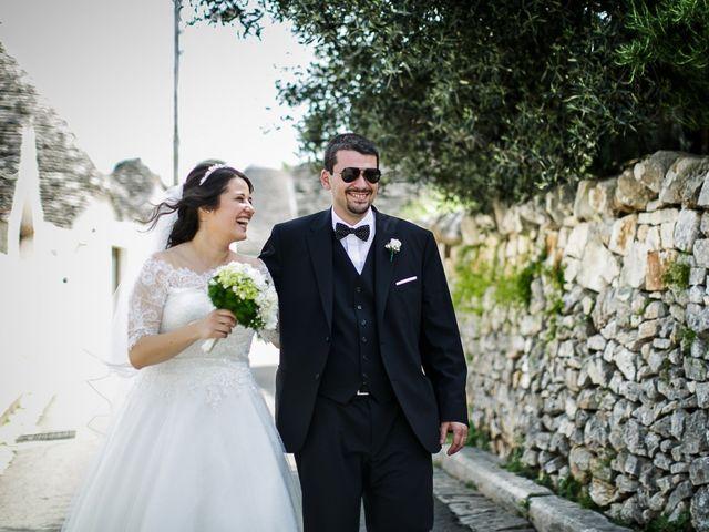 Le nozze di Elisabetta e Fabio