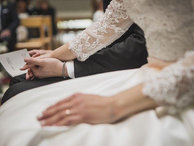 Il matrimonio di Filippo e Rebecca a Assisi, Perugia 14