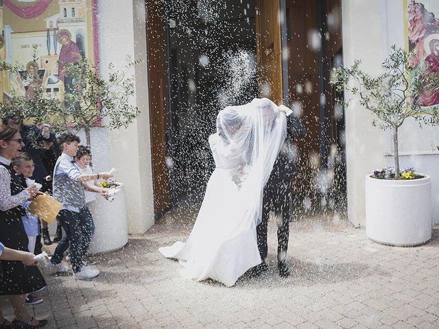 Il matrimonio di Filippo e Rebecca a Assisi, Perugia 15