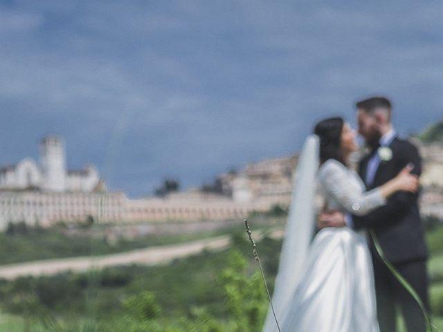 Il matrimonio di Filippo e Rebecca a Assisi, Perugia 17
