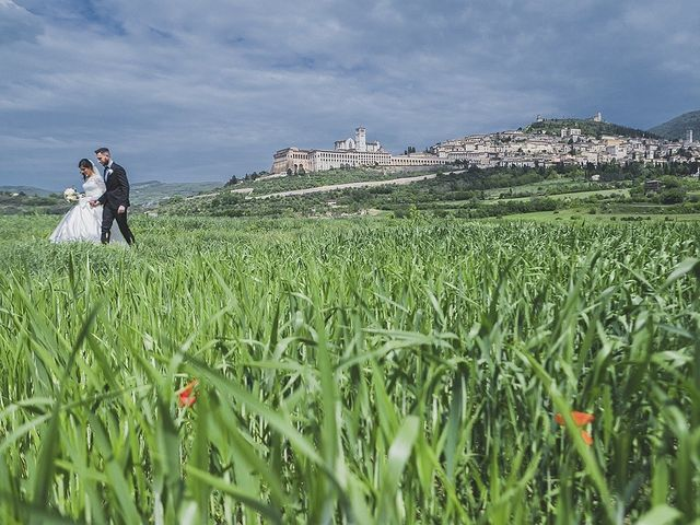 Il matrimonio di Filippo e Rebecca a Assisi, Perugia 19