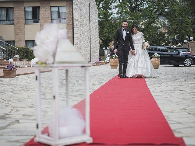 Il matrimonio di Filippo e Rebecca a Assisi, Perugia 20