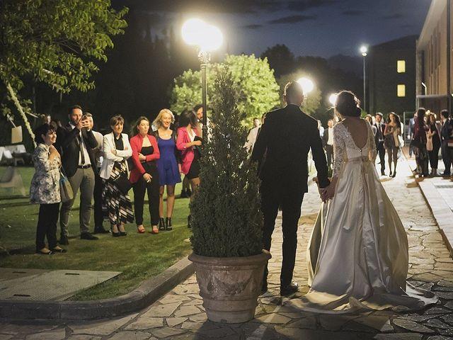 Il matrimonio di Filippo e Rebecca a Assisi, Perugia 45