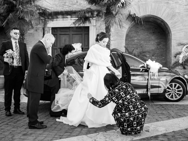Il matrimonio di Achille e Azzurra a Roma, Roma 15