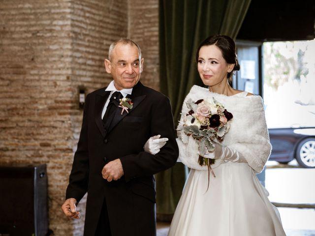 Il matrimonio di Achille e Azzurra a Roma, Roma 18