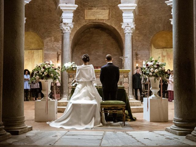 Il matrimonio di Achille e Azzurra a Roma, Roma 21