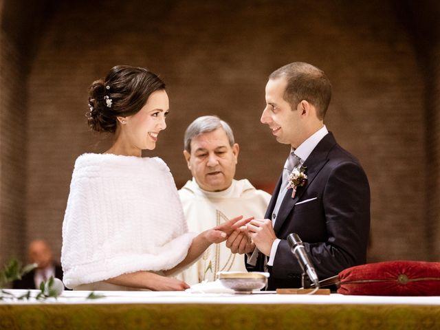 Il matrimonio di Achille e Azzurra a Roma, Roma 24