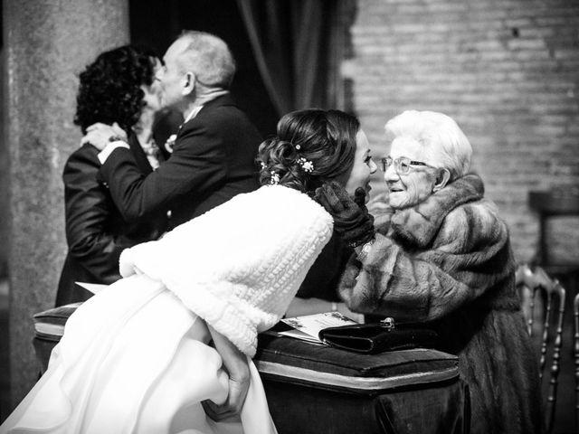 Il matrimonio di Achille e Azzurra a Roma, Roma 25