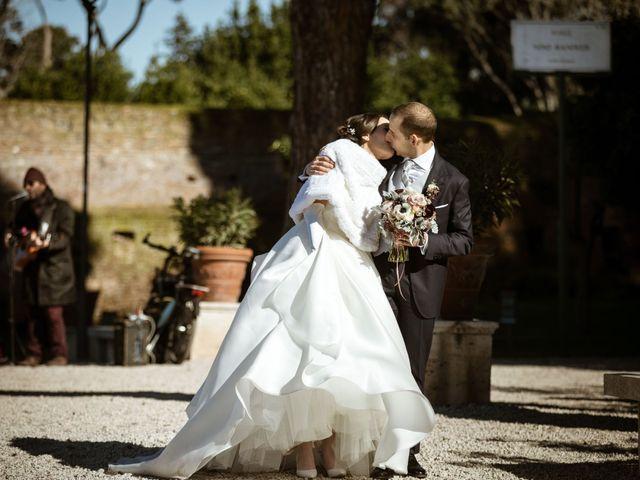 Il matrimonio di Achille e Azzurra a Roma, Roma 30