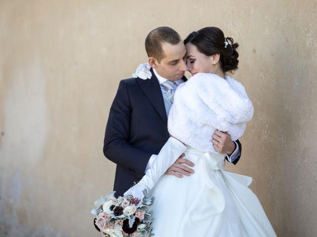 Il matrimonio di Achille e Azzurra a Roma, Roma 31