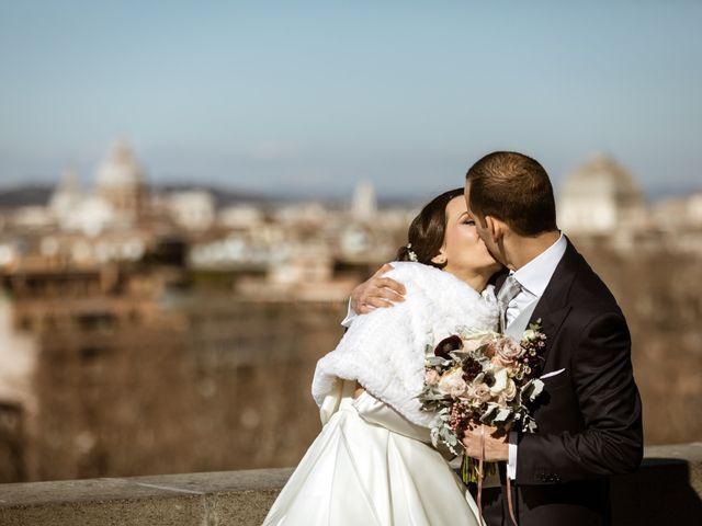Il matrimonio di Achille e Azzurra a Roma, Roma 32