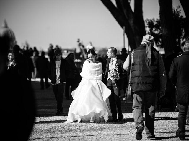 Il matrimonio di Achille e Azzurra a Roma, Roma 33