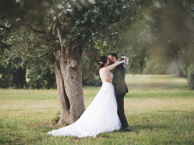 le nozze di Eleonora e Nicola