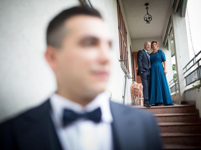 Il matrimonio di Sara e Davide a Gandosso, Bergamo 10