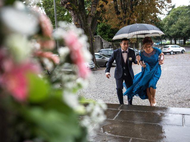 Il matrimonio di Sara e Davide a Gandosso, Bergamo 13