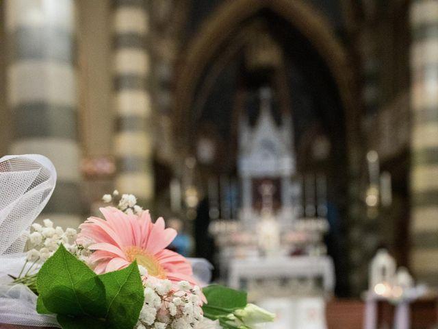 Il matrimonio di Sara e Davide a Gandosso, Bergamo 15