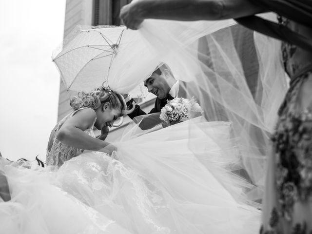 Il matrimonio di Sara e Davide a Gandosso, Bergamo 24