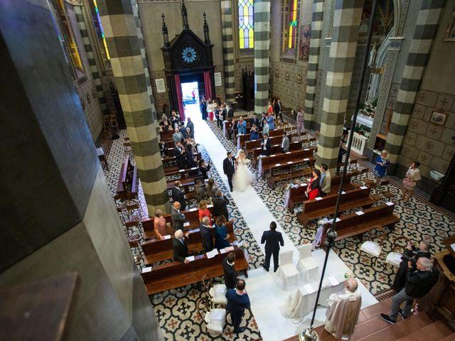 Il matrimonio di Sara e Davide a Gandosso, Bergamo 25