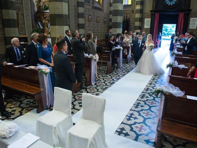 Il matrimonio di Sara e Davide a Gandosso, Bergamo 26