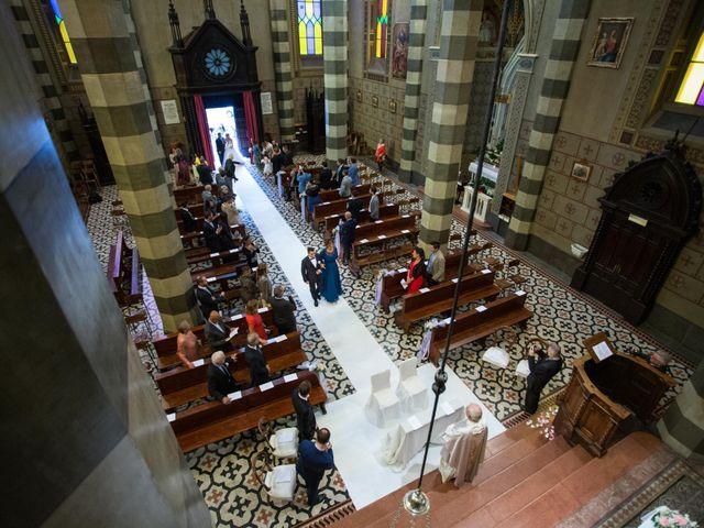 Il matrimonio di Sara e Davide a Gandosso, Bergamo 27