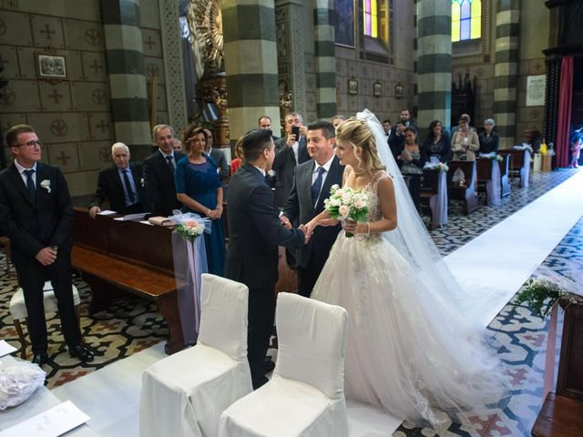Il matrimonio di Sara e Davide a Gandosso, Bergamo 28