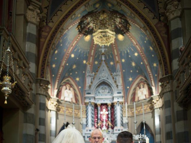 Il matrimonio di Sara e Davide a Gandosso, Bergamo 31