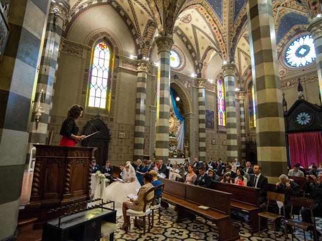 Il matrimonio di Sara e Davide a Gandosso, Bergamo 33