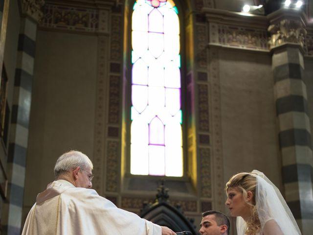 Il matrimonio di Sara e Davide a Gandosso, Bergamo 34