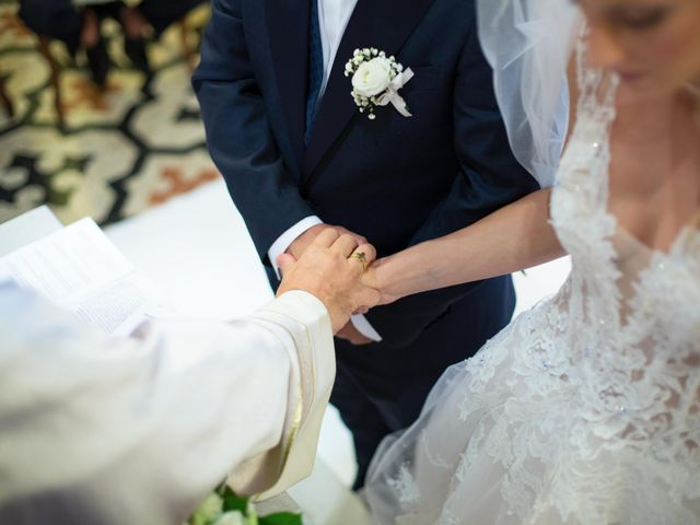 Il matrimonio di Sara e Davide a Gandosso, Bergamo 38
