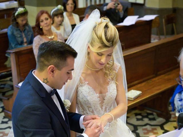 Il matrimonio di Sara e Davide a Gandosso, Bergamo 39