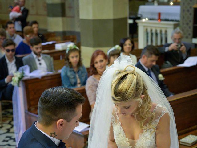 Il matrimonio di Sara e Davide a Gandosso, Bergamo 40