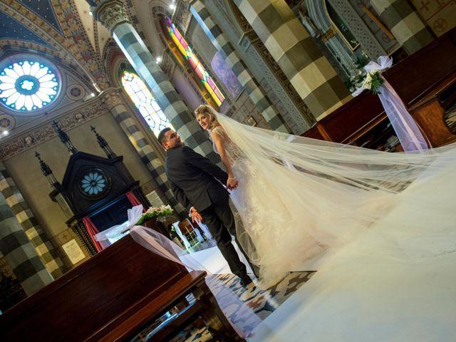 Il matrimonio di Sara e Davide a Gandosso, Bergamo 42