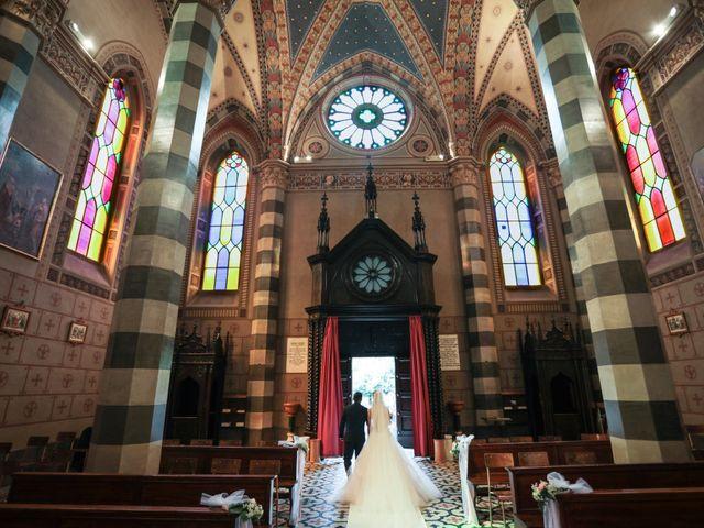 Il matrimonio di Sara e Davide a Gandosso, Bergamo 43