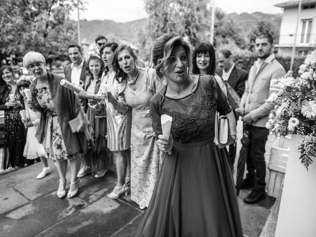 Il matrimonio di Sara e Davide a Gandosso, Bergamo 45