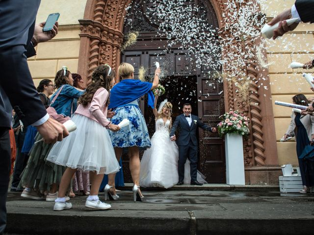Il matrimonio di Sara e Davide a Gandosso, Bergamo 46
