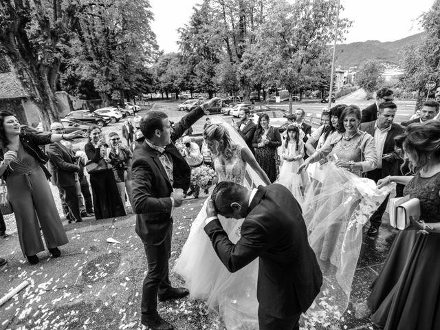 Il matrimonio di Sara e Davide a Gandosso, Bergamo 48