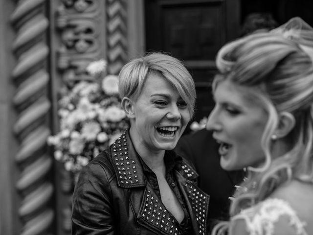 Il matrimonio di Sara e Davide a Gandosso, Bergamo 49