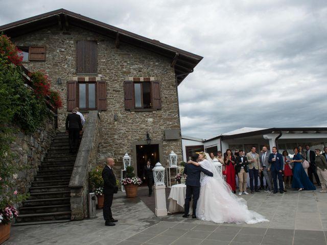 Il matrimonio di Sara e Davide a Gandosso, Bergamo 53