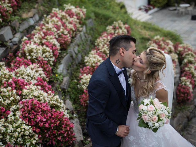 Il matrimonio di Sara e Davide a Gandosso, Bergamo 61