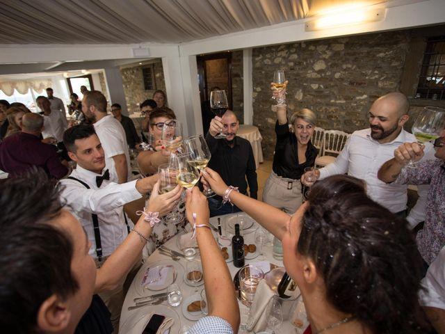 Il matrimonio di Sara e Davide a Gandosso, Bergamo 70