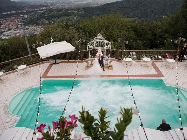 Il matrimonio di Sara e Davide a Gandosso, Bergamo 86