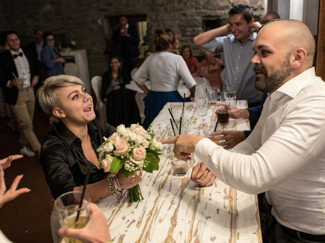 Il matrimonio di Sara e Davide a Gandosso, Bergamo 89